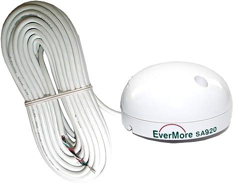 Evermore Marino - Receptor GPS de 48 canales SA-920 RS-232 Interfaz SiRF star 4 Sirf