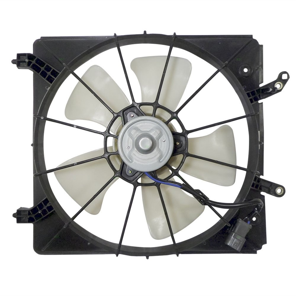 Amazon.com: Radiator Cooling Fan Assembly Replacement for Honda Acura  19030P8CA01: Automotive