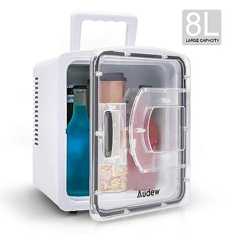 Sehr Audew mini kühlschrank auto kühlschrank 8 Liter Kühler/Wärmer Auto KW05