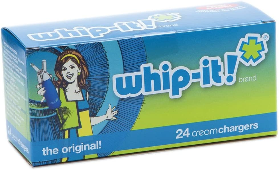 Whip-it! Cream Chargers 24 Pack