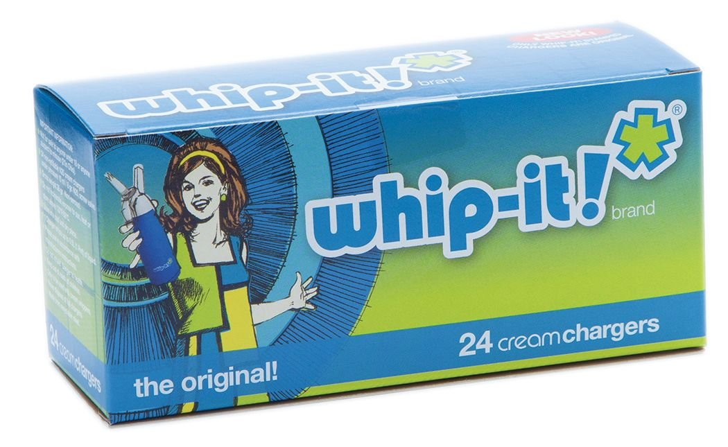 Whip-it! Cream Chargers 24 Pack by Whip-it!