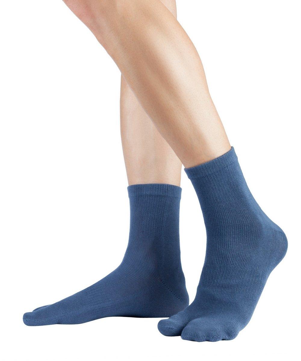 Knitido Traditionals Tabi Sneakers - Calcetines tradicionales tabi en algodón, cortos: Amazon.es: Deportes y aire libre