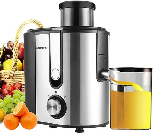 Amazon.com: Exprimidor centrífugo, extractor de zumo ...