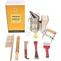 Beekeeping Supplies Beekeeping Tools for Beekeeper Necessary Bee Supplies Beekeeping Kit 9 Pcs