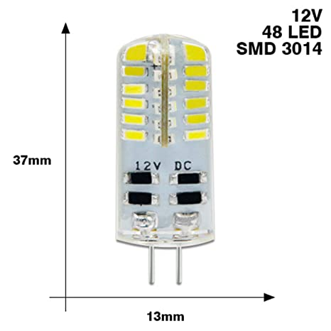 LED G4 3014 SMD 3W 5W DC 12V G4 LED Lamp 20W Halogen lamp g4 ...
