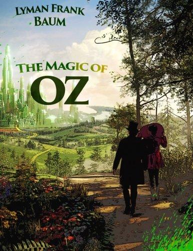 The Magic of Oz (Royal Historian of Oz) pdf