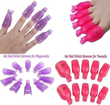 Pinzas para quitar el esmalte en gel de las uñas, de Bestim Incuk ...