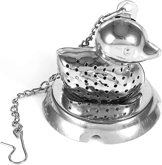 Tea Infuser Ball Mesh Loose Leaf Herb Strainer Stainless Steel Filter Diffuser O