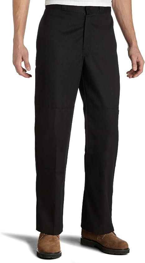 Dickies 85283 Men/'s Double Knee Cell Phone Pocket Loose Fit Work Pants