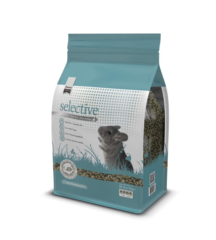 Supreme Petfoods Science Selective Chinchilla Food, 4 Lb 6 Oz by SupremePetfoods