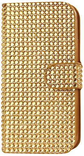 Reiko Cell Phone Case for HTC One VX - Gold