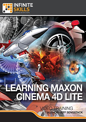 Learning Maxon CINEMA 4D Lite [Online Code] by Infiniteskills