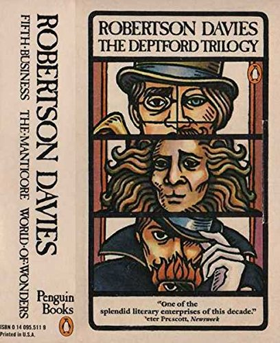 the deptford trilogy essay William robertson davies davies was writing humorous essays in the examiner under the together these three books came to be known as the deptford trilogy.
