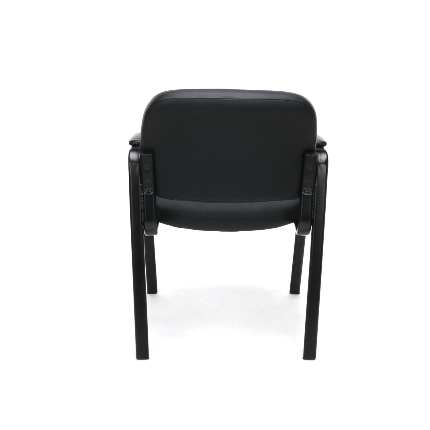 Essentials Leather Executive Side Chair Guest Reception Chair