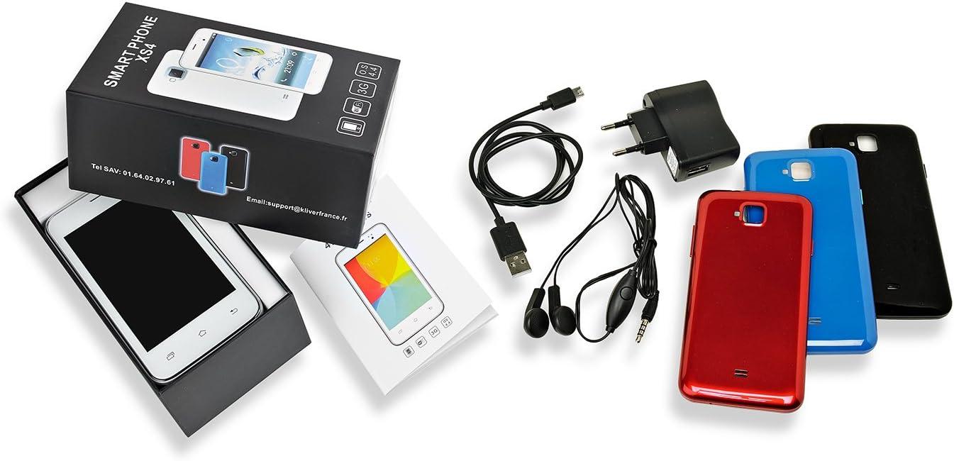 Smartphone Klipad XS4: Amazon.es: Electrónica