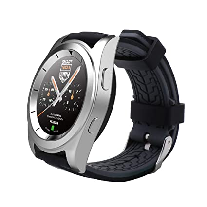 Amazon.com: Smart watch G6 Sports Bluetooth Men and Women ...