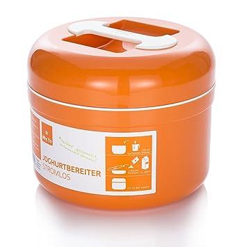 My Yo stromloser my yo joghurtbereiter in mandarine 2 beutel bio