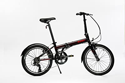 ZiZZO Via Folding Bike