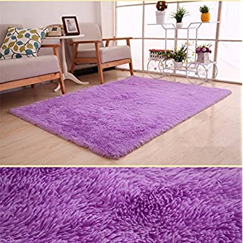misslight soft children rugs room mat modern antiskid shaggy area fluffy rugs super soft