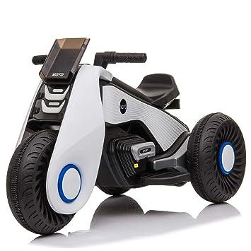 Amazon.com: HomVent Kids Ride on Motorcycle, 6 V batería ...