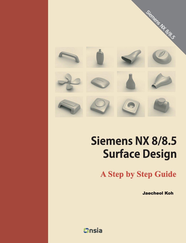 Siemens nx книга скачать