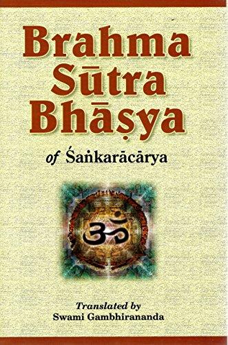 Brahma-Sutra-Bhasya-Of-Shankaracharya