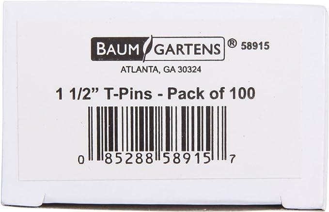 "2/"" Baumgartens T-Pins 2/"""
