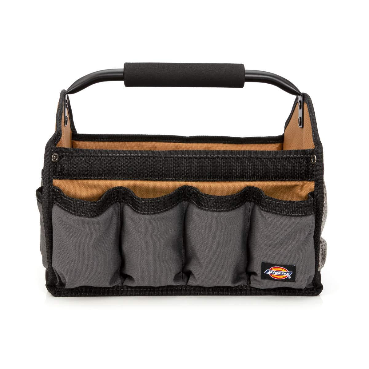 Dickies Work Gear 57035 Grey/Tan 12-Inch Tote Bag