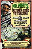 Mr. Mint's Insider's Guide to Investing in Baseball Cards and Collectibles, Alan Rosen and Doug Garr, 0446392529