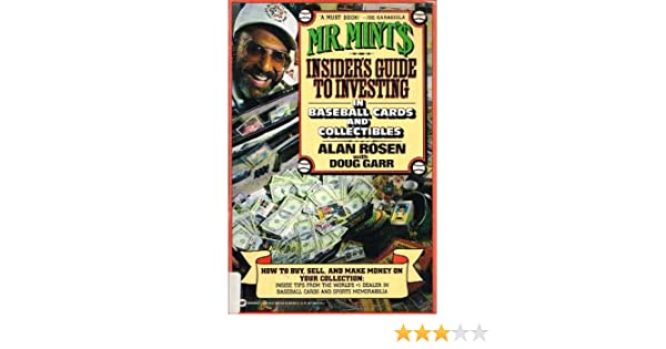Mr Mints Insiders Guide To Investing In Baseball Cards