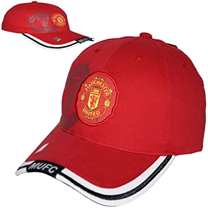 1509e3eba922dd Image Unavailable. Image not available for. Color: MUFC MANCHESTER UNITED  FOOTBALL CLUB SOCCER CAP ...