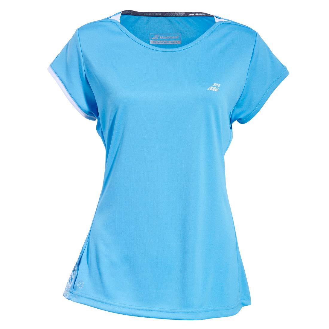 Babolat Girls Performance Lightweight Cap Sleeve Tennis Top
