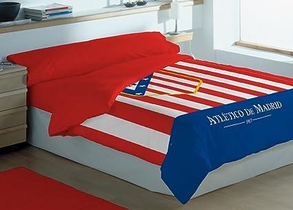 Edredon Nordico Rojo.Secaneta Edredon Nordico Rojo Blanco Cama 90
