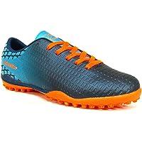Kinetix Mavi Çocuk Halı Saha Ayakkabısı 100313540 8P Sergi Turf Laci A Mavi Neon Turun