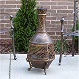 Best Chimineas - Chiminea Jr. Size Elite with Open Grate Review