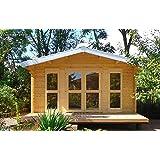 Allwood Sunray | 162 SQF Kit Cabin
