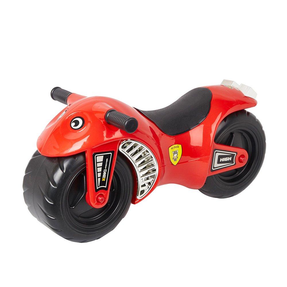 COLORTREE Kids Ride On Motorcycle Model Slide Car