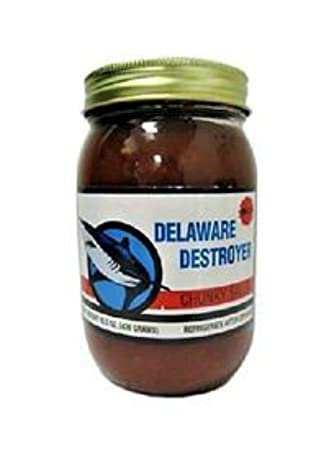 Delaware Destroyer Chunky Salsa