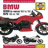 BMW K100 and 75 Service and Repair Manual (83-96) (Haynes Service