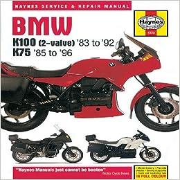 bmw k100 manual free download
