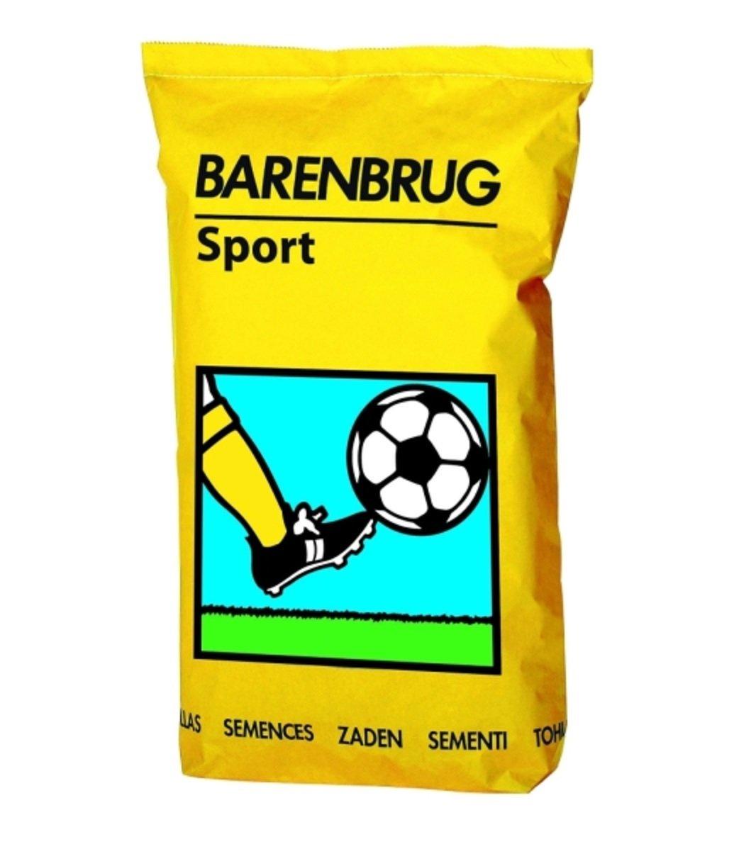 Rasensamen Barenbrug Sport 15 kg - Great in Grass - Grassamen Sportrasen Spielrasen