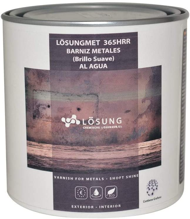 Barniz Metales- brillo suave (250 ml)