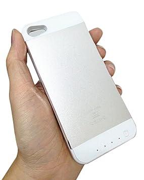 Vanda®-Funda Carcasa con Bateria iphone 5 - 5s: Amazon.es ...