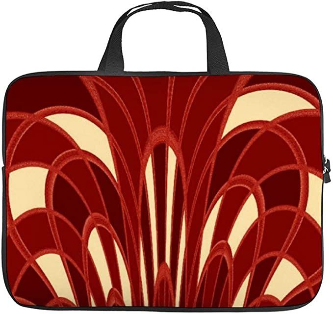 Double-sweet Laptop Sleeve Bag 11.6 12 13.3 14 15.6 inch Laptop Bag Case for MacBook Dell HP Asus Acer Lenovo Notebook Sleeve Cover-Banana Leaf-for MacBook 12 inch