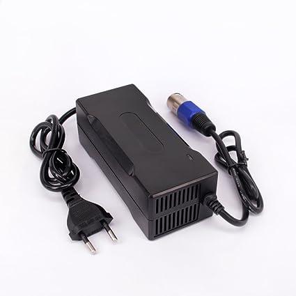 Generic 42 V 3 A inteligente cargador de batería para 36 V ...