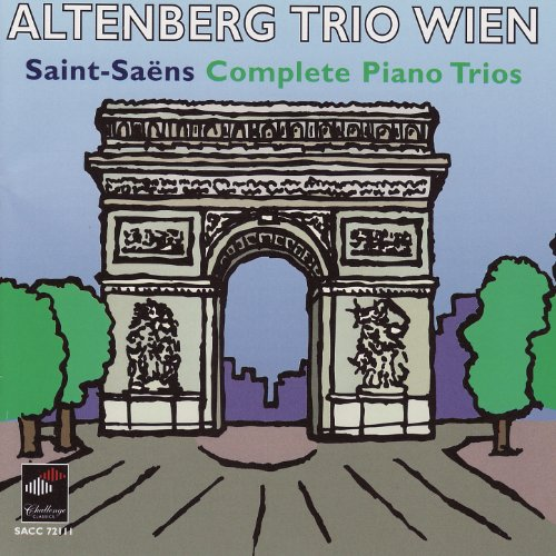 Saint-Saëns: Complete Piano Trios ()