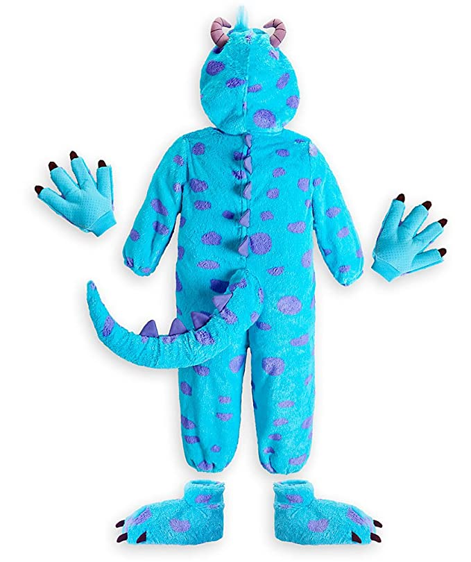 Amazon.com Disney Store Monsters University Sulley Halloween Costume Size Small 5/6 Clothing  sc 1 st  Amazon.com & Amazon.com: Disney Store Monsters University Sulley Halloween ...