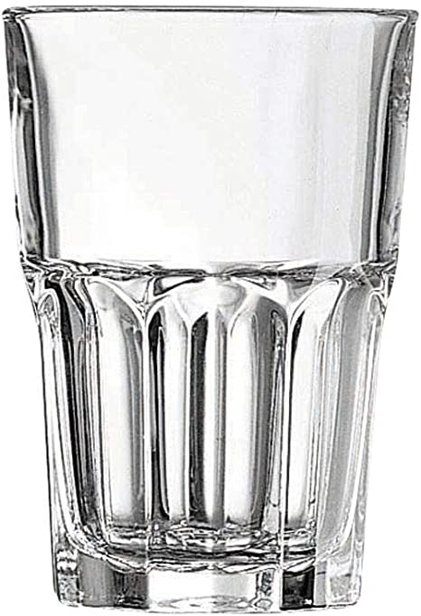 ARC J2606 Unidades 6 Vasos Cristal Templado graniti, 35 cl: Amazon.es: Hogar