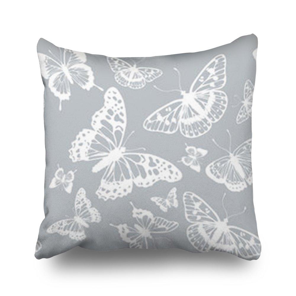 Sneeepee Fundas de almohada decorativas con diseño de ...