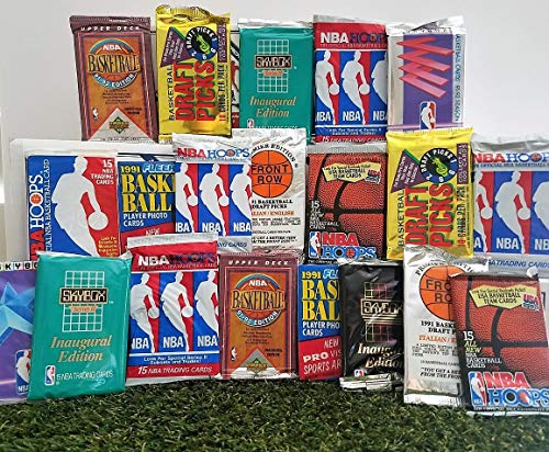 Which is the best basketball cards unopened packs?